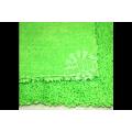 Creature edgeless dual pile microfiber towel