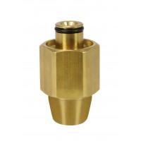 Adapter K-lock 5 3/8 buiten - TR22