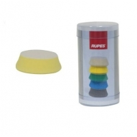 Rupes Yellow Fine Finishing pad 34/40 mm 6 pack