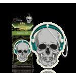 Dia De Los Muertos - headphones Skull