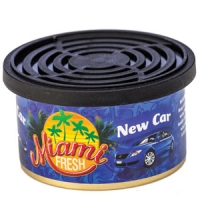 Miami fresh - new car