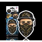 Street art - Mask