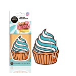 Sweets - blue cupcake