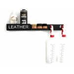 Organizer - leather - 50 cm