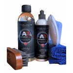 Autobrite leather & restore kit