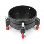 Autobrite bucket trolley black
