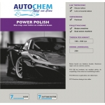 "Autochem Power polish ""siliconen vrij"" 250 ml."