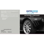 Autochem Tyre Black 500 ml.