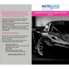 Autochem high gloss cherry detailer - 500 ml.