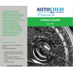 Autochem Wheelcleaner 500 ml.