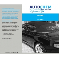 Autochem Fabric 500 ml.