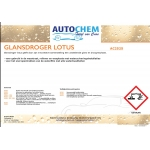 Glansdroger Lotus