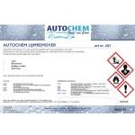 Autochem lijmremover (pro only)