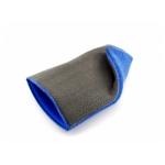 Polymeer klei handschoen blauw