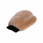 Autochem thumb lambskin mitt
