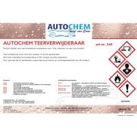 Autochem teerverwijderaar (pro only)