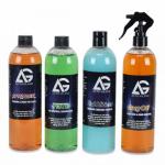 Autoglanz wash kit 500 ml.