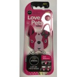Air freshner Bulldog pink