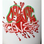 Dodo Juice Rince sticker