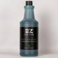 EZ car care arctic meltdown snowfoam