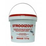 Strooizout emmer 7.5 kilo
