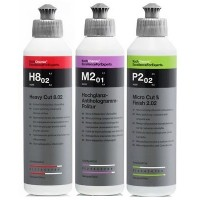 Koch Chemie polishing kit 250 ml.
