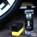Mattalics tyre dressing - tolerance