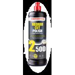 Menzerna medium cut 2500 250 ml.