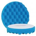 Polijstschijf blauw gewafeld Ø 160 mm medium polishing