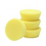 mini foam pad yellow- heavy cutting - 35/50 mm