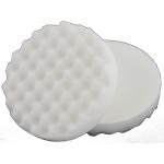 Polijstschijf  wit gewafeld Ø 160 mm