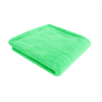 Purestar premium green buffing towel