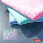 Purestar speed polish light towels - 9 pack