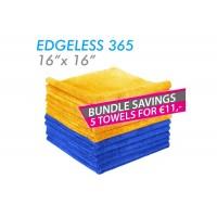 Edgeless 365 premium detailing towel bundle!