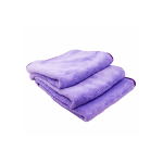 Minx royal coral fleece microfiber towel