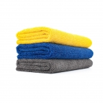 Edgeless 365 premium detailing towel - 3 pack
