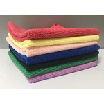 All-purpose microfiber terry towel 7-pack