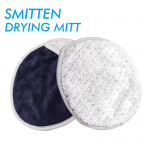 The Smitten drying mitt