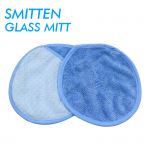 The Smitten glass mitt