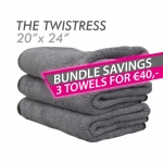 The double twistress - 3 pack