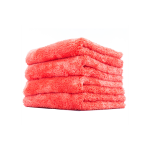 Eagle Edgeless detailing towel orange