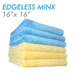 Minx Coral Fleese edgeless microfibertowel