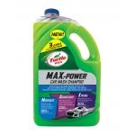 Turtle Wax Max Power Car Wash Shampoo - 4 ltr