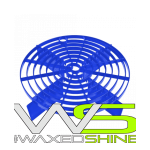 Waxedshine Grit Protector Blue