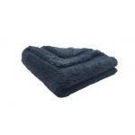 DTP plush edgeless finishing towel