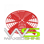Waxedshine Grit Protector Red